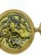 Zentith 14k pocketwatch chrono